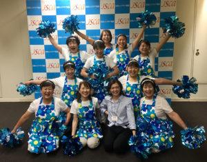 熊谷のチアダンス スクール ラポラ 写真4