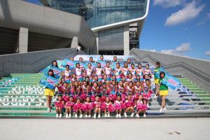 熊谷のチアダンス スクール ラポラ 写真7